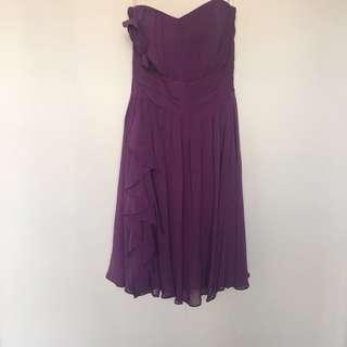 Bridesmaid/MOH Dress B2