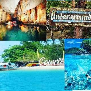 Puerto prinsesa tour package