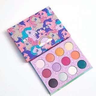 colorpop x little poney