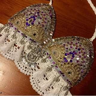 Festival Crochet Bralette