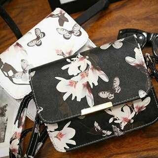 PO - Floral Small Handbag #1212YES