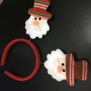 聖誕 萬聖節裝扮 頭箍 包平郵