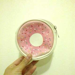 Sports Girl Donut Wallet