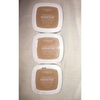 L'Oreal True Match Mineral Powder