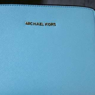 BRAND NEW non-authentic MK sling bag Peppermint blue 23×15×11cm