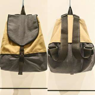 BN Handcrafted Backpack