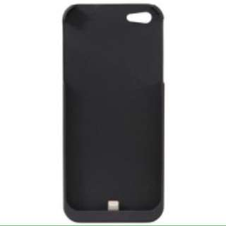 Iphone 5 Battery Case Black