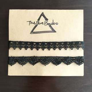 Lace Chokers (2)