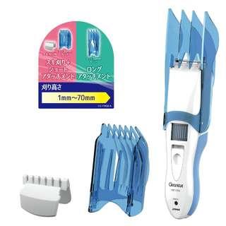 日本 IZUMI 泉精器 Cleancut HC-FW26-A 防水電動剪髮器 理髮器 1-70mm調整 國際電壓Japan haircutter