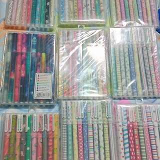 Happy Pens 1set @affordable price