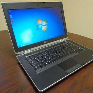 Dell e6430 core i5 4gb ram laptop