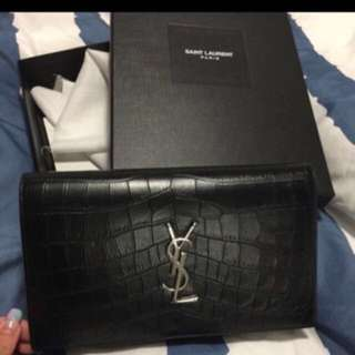 Authentic Saint Laurent Crossbody Bag