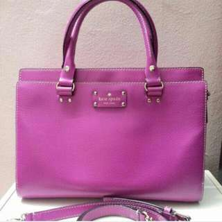 Reduced! Kate Spade Durham Wellesley
