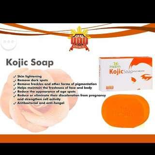 Uno's KOJIC AND GLUTA SOAPS