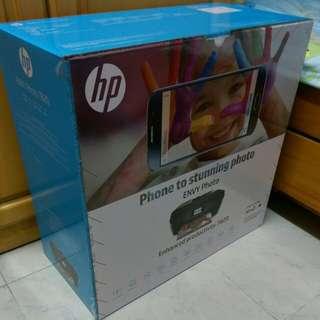 (有保養單) 全新HP envy photo 7820多合一 打印機printer scanner fax
