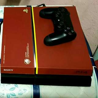 PS4 consoles with 2 games free