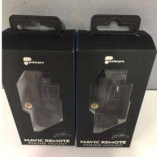 [IN STOCK] Polar Pro (PolarPro) - DJI Mavic Phone Mount