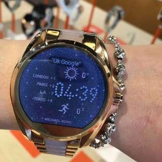 Michael kors smart watch 2year 🌎 warranty