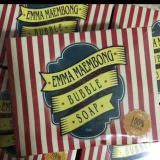 Emma maembong bubble Soap (Instock)