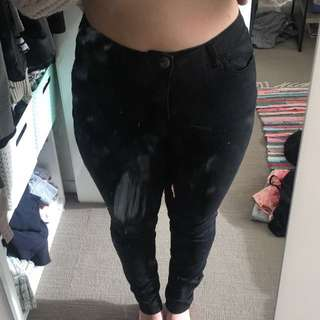 Glassons High Rise Jeans - size 10