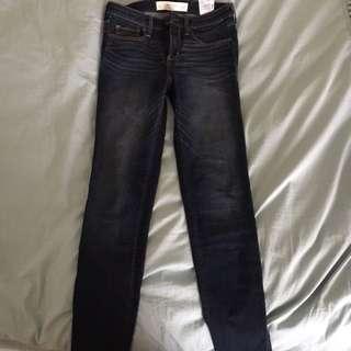 NWOT Abercrombie jeans
