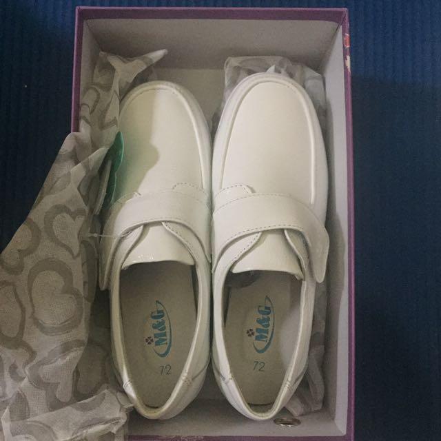 美而堅健康鞋/白鞋/護士鞋