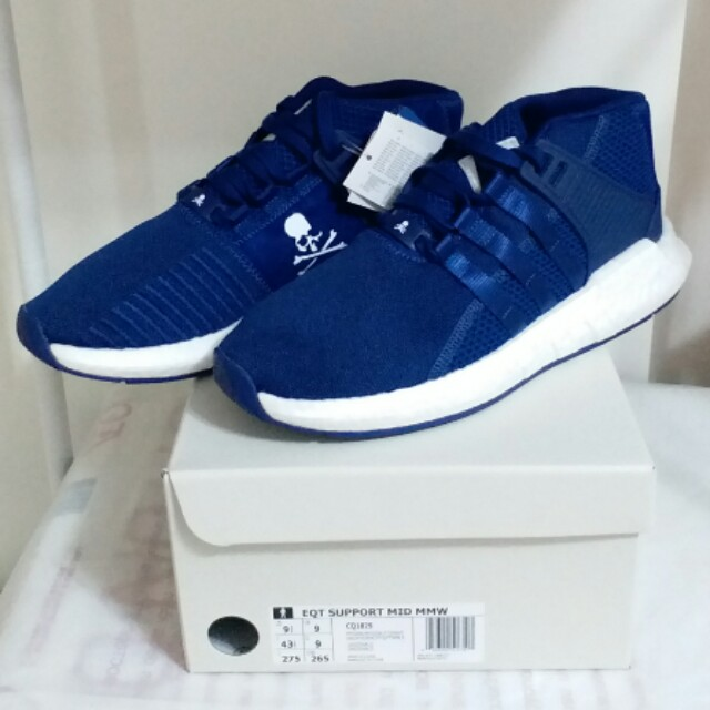 separation shoes 59c6e ea4a9 SALE LAST ONE 全新Brand New Mastermind World x Adidas EQT Supp