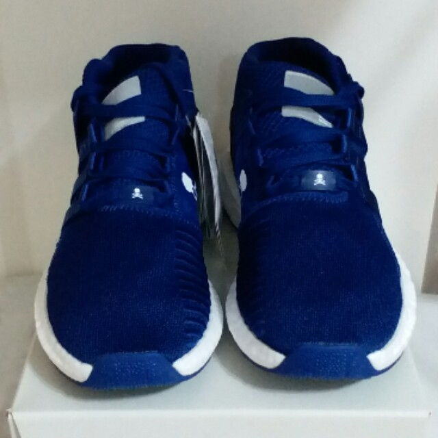 best website 65a1b bd61a SALE LAST ONE 全新Brand New Mastermind World x Adidas EQT Support Boost 9317 Mid  MMW Navy Blue 藍CQ1825 US9.5UK9EU43.327.5cm, Mens Fashion, ...