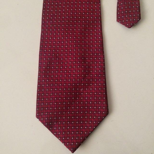 Alexander Cross Ltd. Necktie