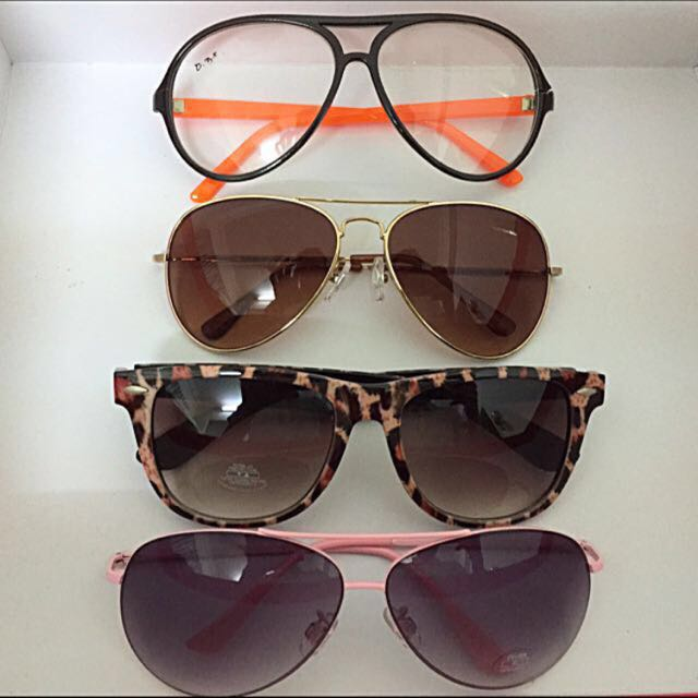 All About Spectacles/Sunglasses (New)