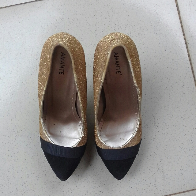 AMANTE High Heels