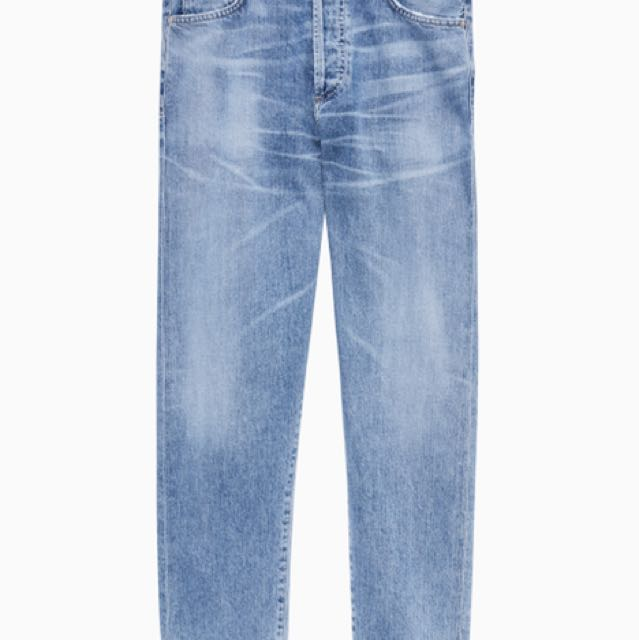 Aritzia Citizen of Humanity Jeans Liyas