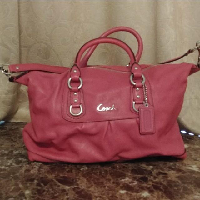 Authentic Coach Handbag  LV Chanel Coach Tods Prada Fendi Dior Gucci ... 220ba60e0669e
