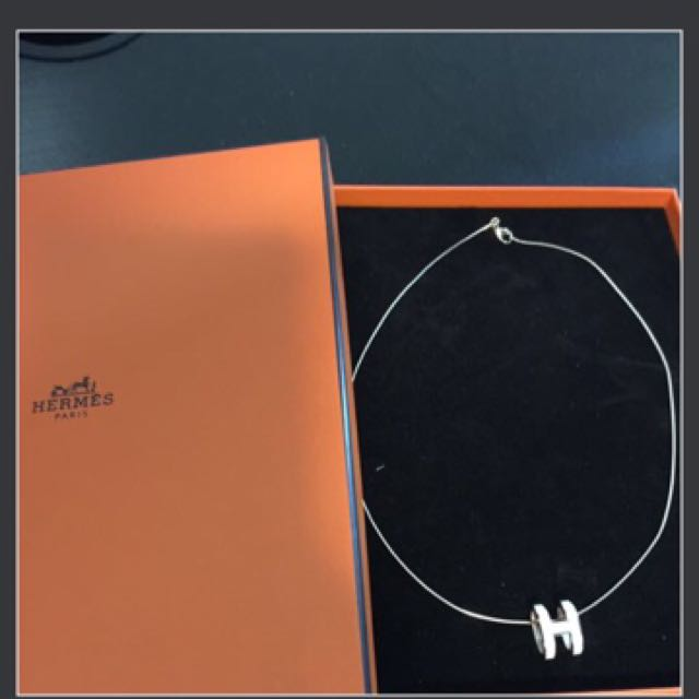 Authentic Hermes Necklace