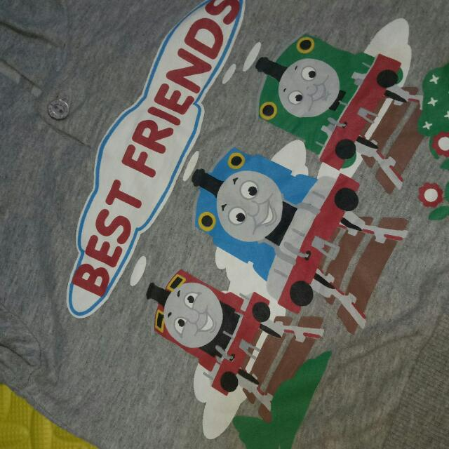 Authentic Thomas and friends Hoodie