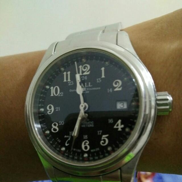 BALL 機械錶