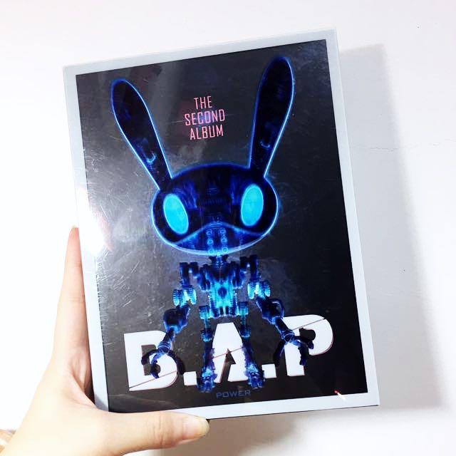 BAP-Power 韓國進口盤
