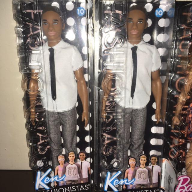 Barbie Fashionistas Ken AA