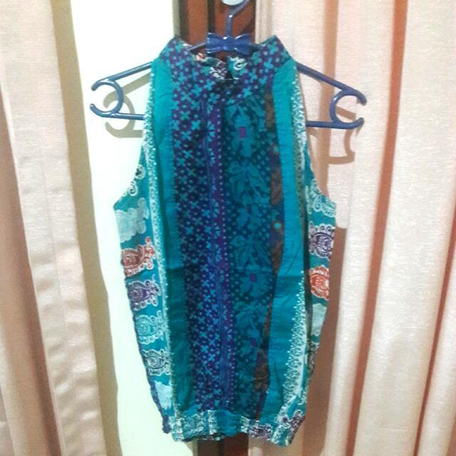 Batik Cute Top