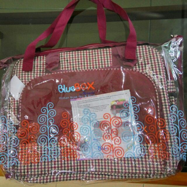 Blue Box Grace 8803 Tas Bayi