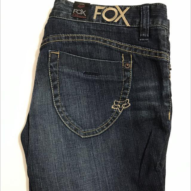 BNWT Fox Jeans, Size 8