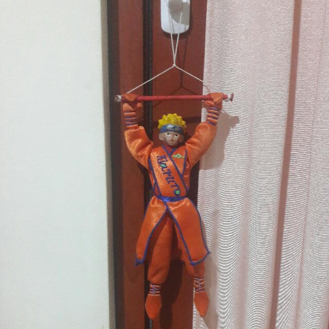 Boneka Gantung Naruto