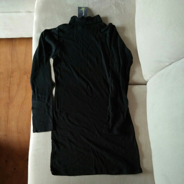 Brand new black turtle neck dress