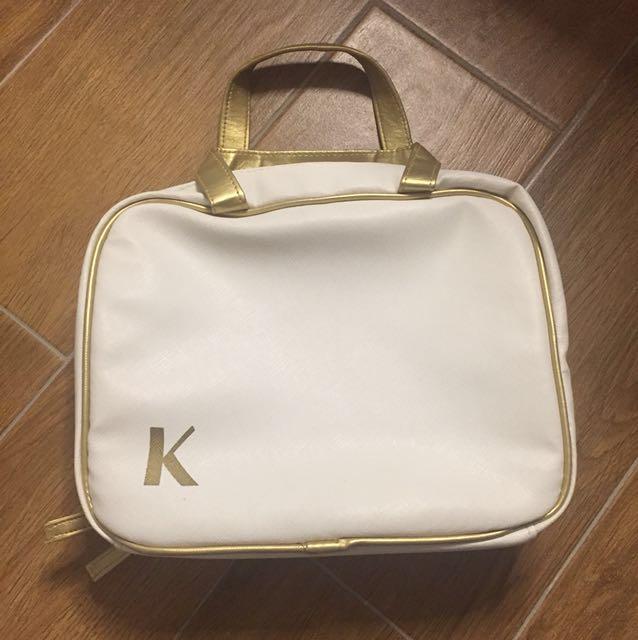 Brand new Kerastase toilettries bag