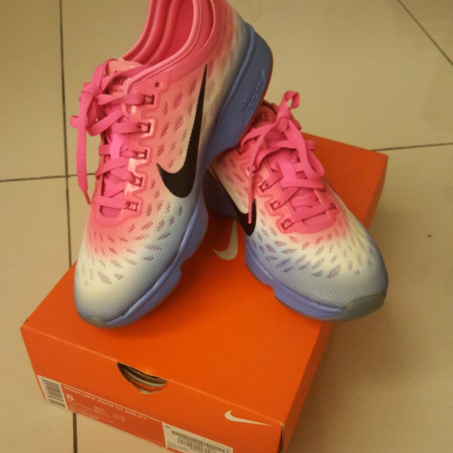 fcbc5860050 Brand new Nike Zoom Fit Agility to let go