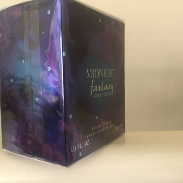 Brittany Spears 'Midnight Fantasy' perfume 30ml