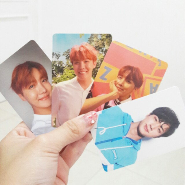 BTS LOVE YOURSELF:HER PC