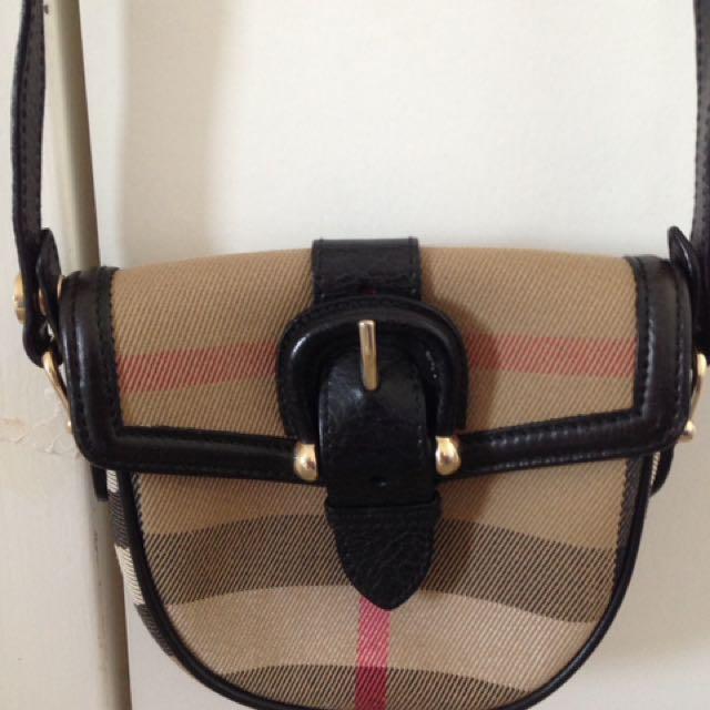 Burberry mini handbag