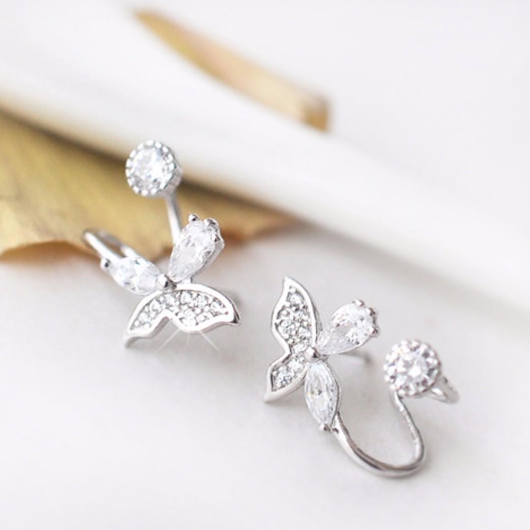 Butterfly Earrings [925 Silver] #BlackFridaySale