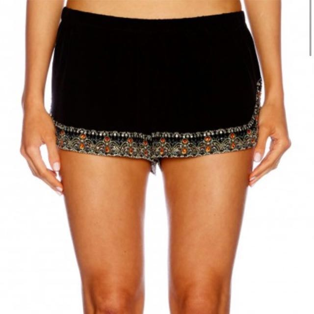 Camilla Drawstring Shorts